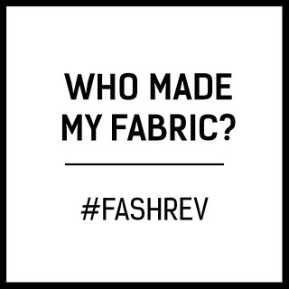 Fabric Revolution Logo   by English Girl at Home