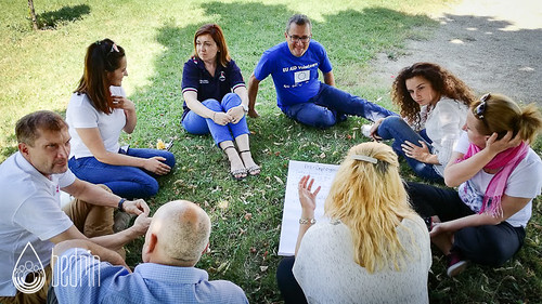 Training course in Kosovo | by Be Drin project