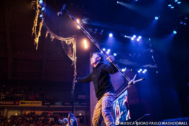 Iron Maiden - MEO Arena '16