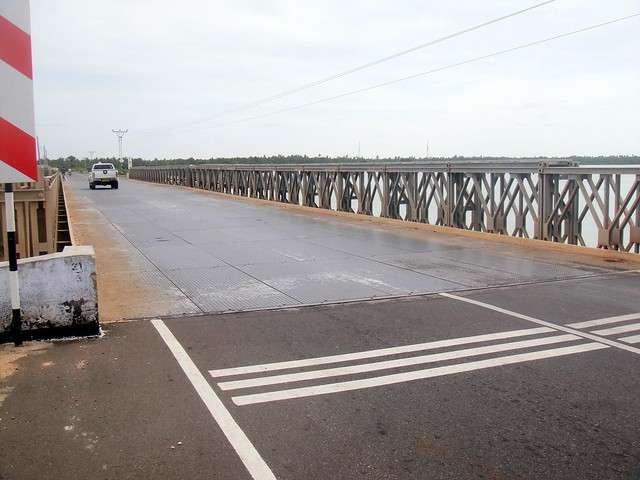 Vallai Bridge- வல்லை பாலம்