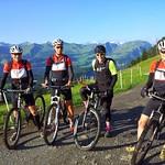 Bike 2-Tages Rucksacktour 2013