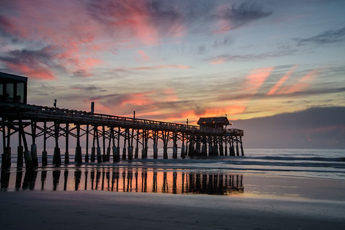 cocoabeach sunrise pier chuckpalmer fav30 100v10f outdoor travel