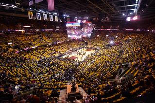 Cleveland Cavaliers vs. Atlanta Hawks | by ErikDrostPhoto