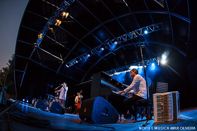 Koop Oscar Orchestra - EDP Cool Jazz '16