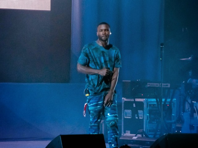 Frank Ocean - California Live (You're Not Dead… 2013) - Zénith, Paris (2013)