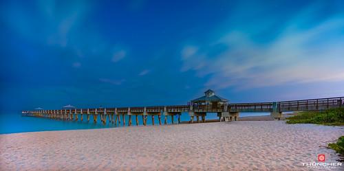 longexposure sky beach nature clouds sunrise landscape outdoors florida sony scenic tropical jupiter fullframe fx atlanticocean waterscape junobeach junobeachpier a7r southeastflorida sonya7r zeissfe1635mmf4zaoss