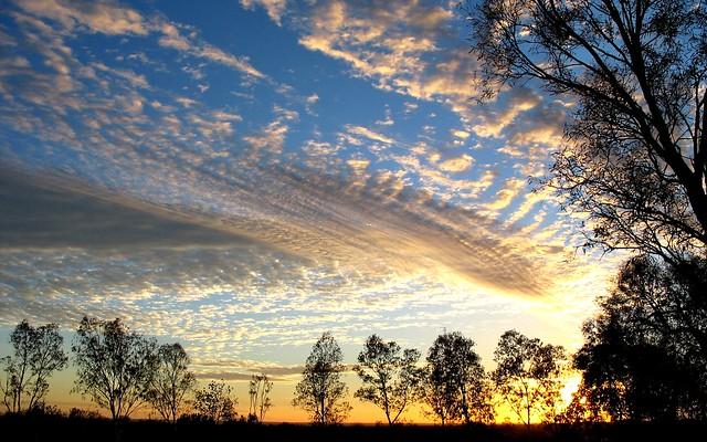 Karijini Sunrise