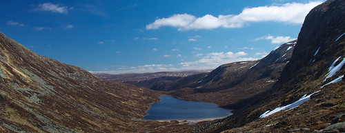 Dubh Loch from above | by mcbboyd