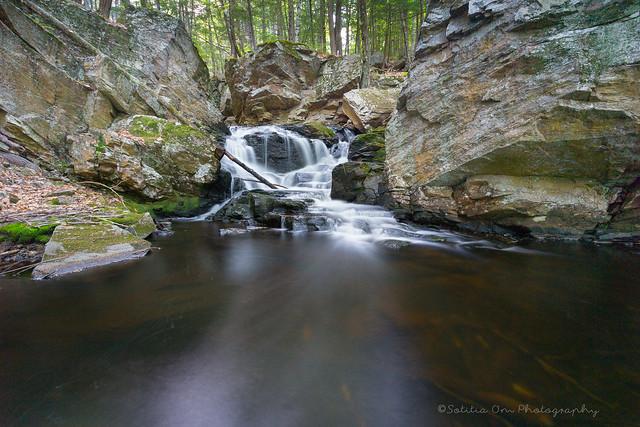 Senter Falls