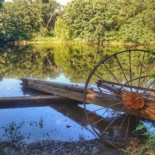 Wagon Wheel Lake