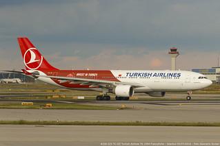 TC-JIZ A330-223 TK 1594 FRA-IST   by Giancarlo Scolari