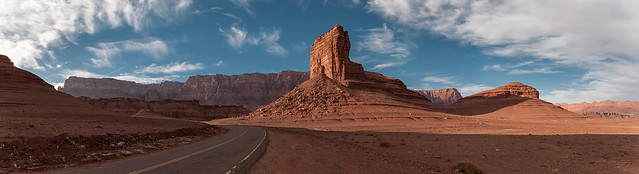 Cathedral Rock and Vermillion Cliffs