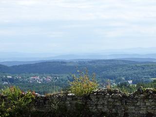 Zamek Tenczyn   by gabunzel