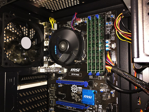 Mainboard in Computer | by Christoph Scholz