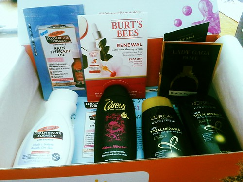 Walmart beauty box spring 2015 | by angelle321