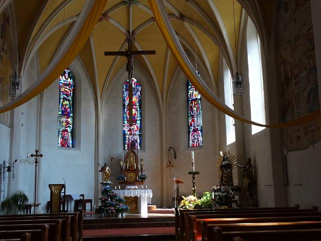 Altarraum St. Georgen