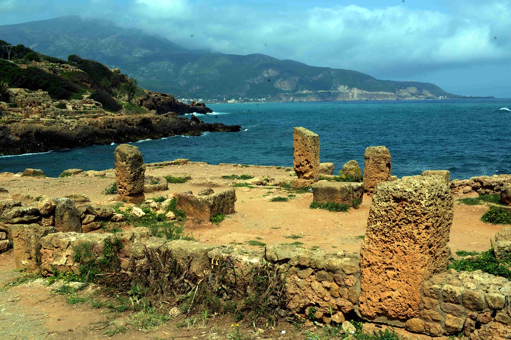 Image result for Tipasa Archeological Park