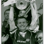 Ronan and The McRory Cup or is it the McCrory cup!!