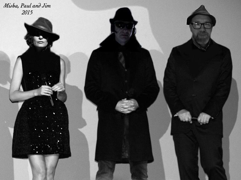 misha, paul and jim