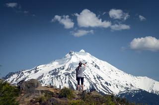 Mt. Jefferson from Triangulation Peak | by Thomas Shahan 3