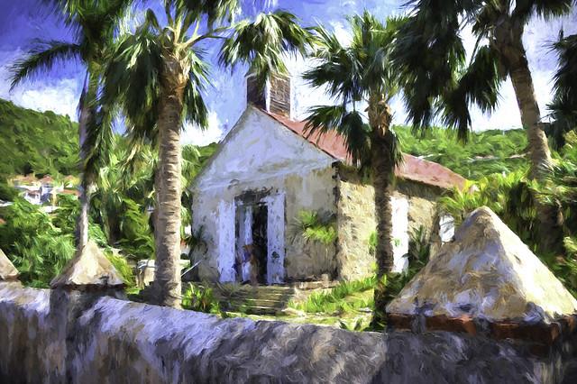Anglican Church St Barts