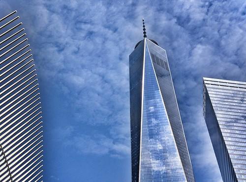 Blue sky  #Newyork #nyc #newyorkcity #manhattan #Photo #Photography #Travel #travelgram #trip #iloveny #ilovenyc #newyorkphoto #instacool #instanewyork #mynyc #bigapple #Architecture #archilovers #thebigapple #igers #newyorknewyork #narcitynewyork #likesf   by Mario De Carli