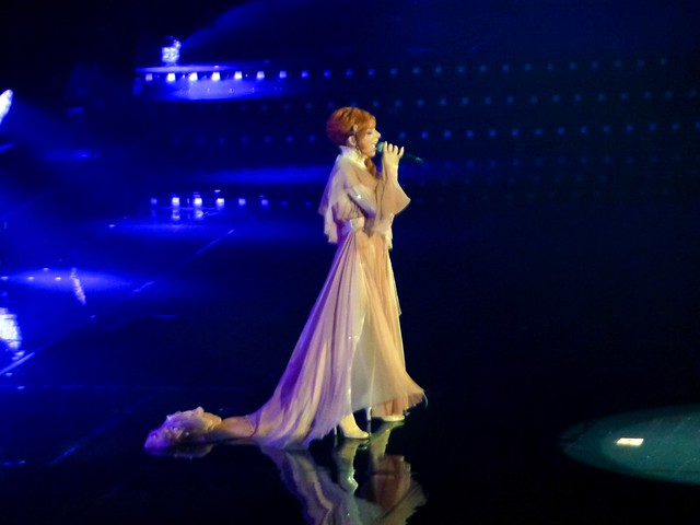Mylène Farmer - Timeless 2013 - Bercy, Paris (2013)