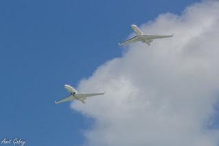 "Gulfstream 5 ""Nachshon"" (נחשון)"