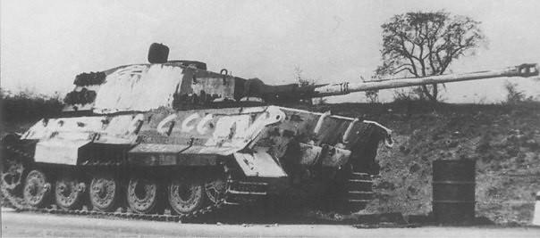 "Schwerer Panzer ""König Tiger"""