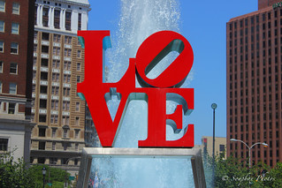 Love Park Fountain | by Soapbox Girl (Carol Anne)