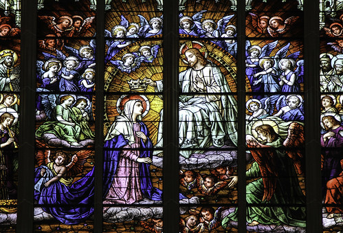 Our Lady Queen of Heaven   by Lawrence OP