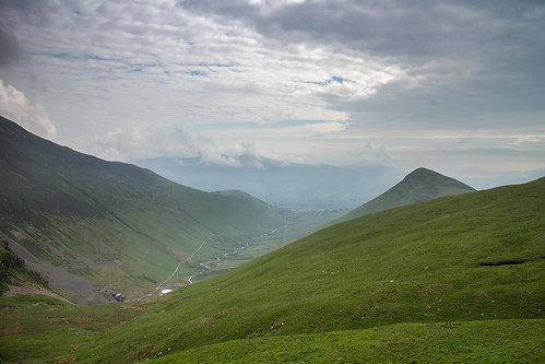 Looking down Coledale | by johnkaysleftleg