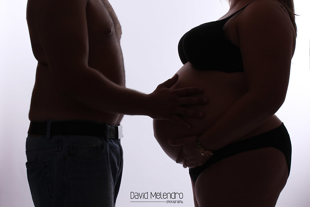 My first pregnancy session