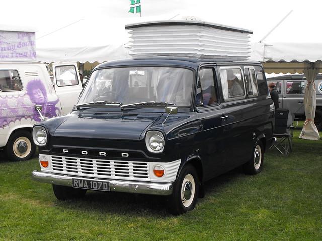 Ford Transit - RMA 107D
