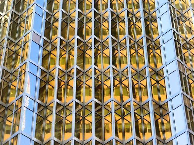 Detail, Toronto Skyscraper