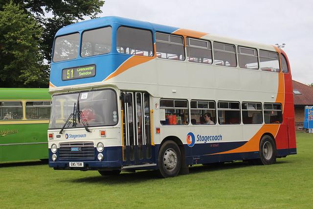 5543 EWS751W Stagecoach Stroud