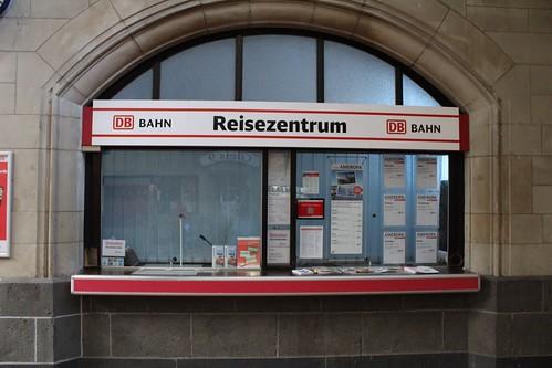 DB Reisezentrum | by christoph.lauterbach