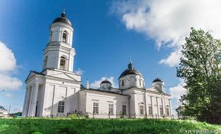 Литургия в Ильинском соборе 20