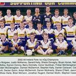 2002 All Ireland Champions