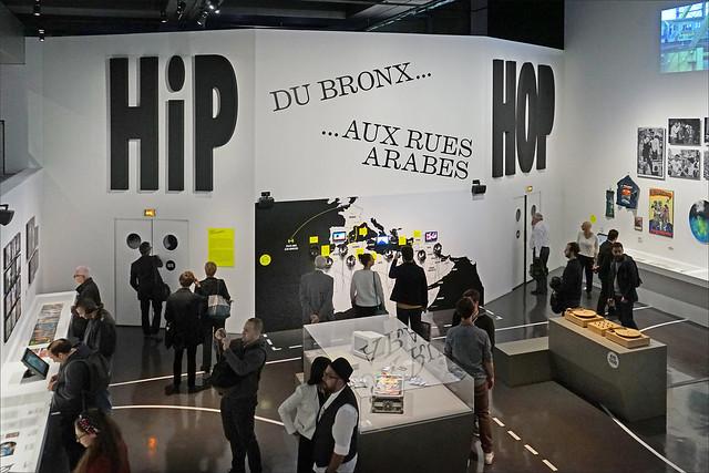 Une exposition sur le Hip Hop à l'Institut du Monde Arabe (Paris