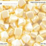PRECIOSA Pyramids - 111 01 336 - 02010/25039 - Creame