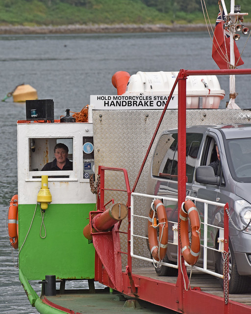 Who pays the Ferryman....