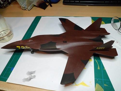 Les géants des airs : Northrop YB-49 [Italeri 1/72] - Page 6 29547784910_e35a649faf