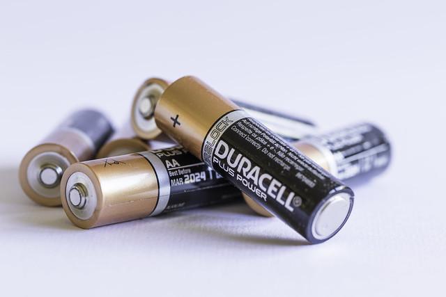 4/31: My batteries need recharging!