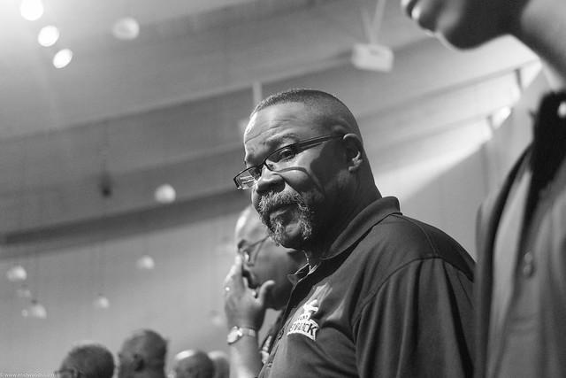 100 Men In Black win Duke Voice Day Award