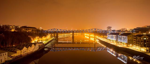 A Bridge in Bronze