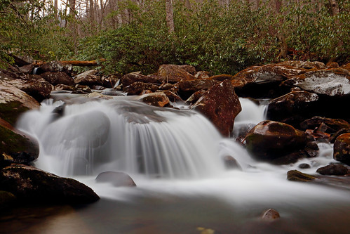 Ramsey Cascades: Ramsey Prong cascade | by Shahid Durrani