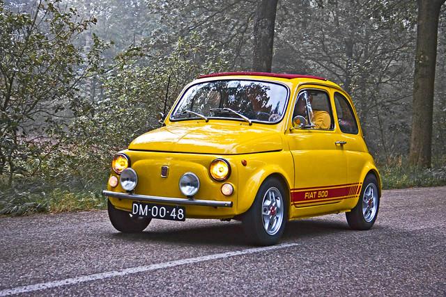 FIAT NUOVA 500L 1971 (8350)