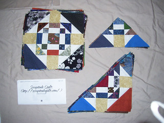 SCRAP IN A BOX MYSTERY QUILT 2015