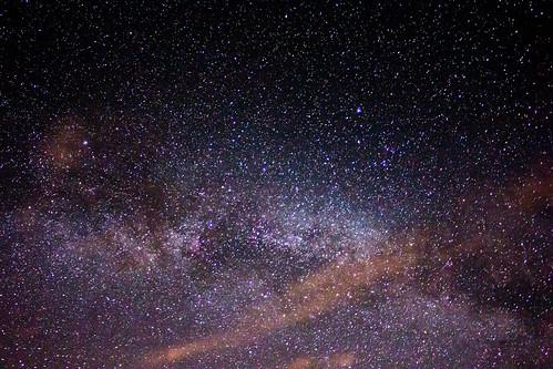 sky up night stars cabin woods view space cymru nighttime galaxy valley astronomy cwm celestial llanidloes powys milkyway penfforddlas cwmbigafarm